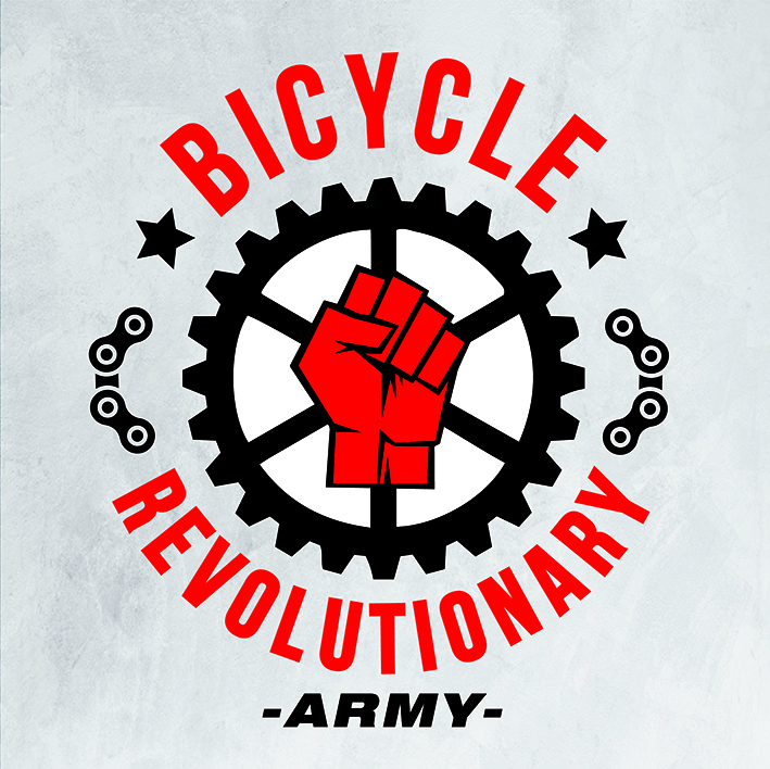 Bicycle Cycle Army